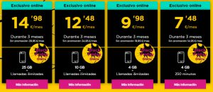 black friday jazztel movil