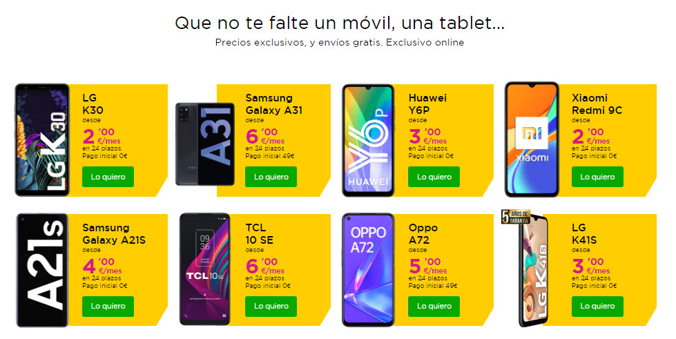 ofertas black friday jazztel movil