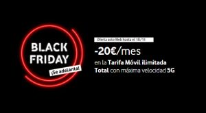 vodafone black friday movil