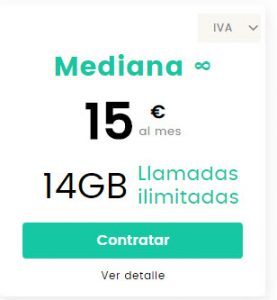 tarifa mediana infinita republica movil