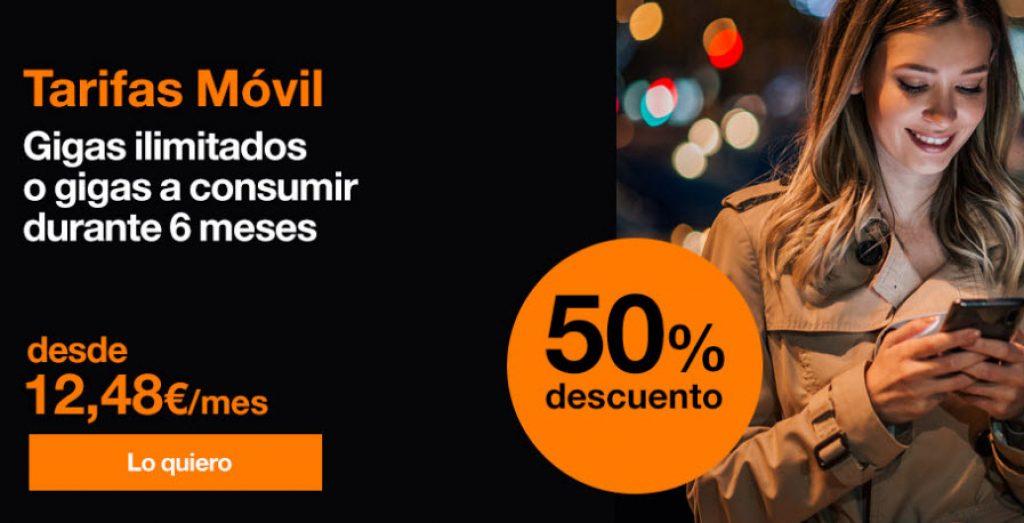 mejor tarifa con llamadas ilimitadas España