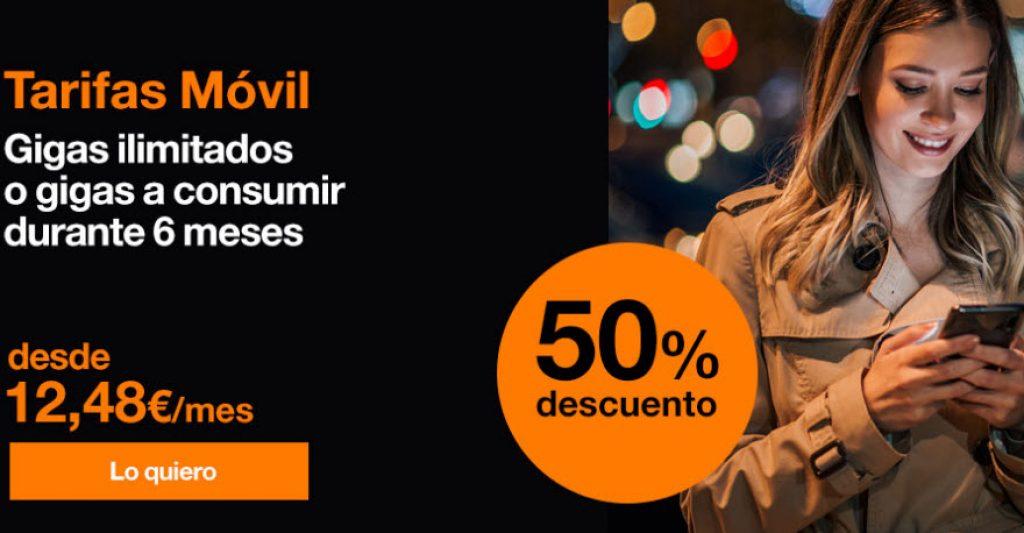mejores tarifas moviles llamadas ilimitadas España